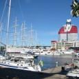 港町マルメ