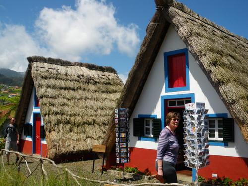 伝統的なMadeira House 2